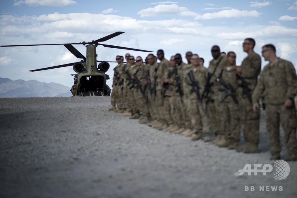 「従軍経験の影響は?」 米陸軍公式アカウントに悲痛なツイート殺到