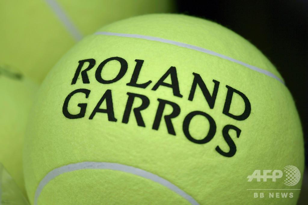 全仏は9月27日に観客有りで開幕も、ATPとWTAは新日程を発表