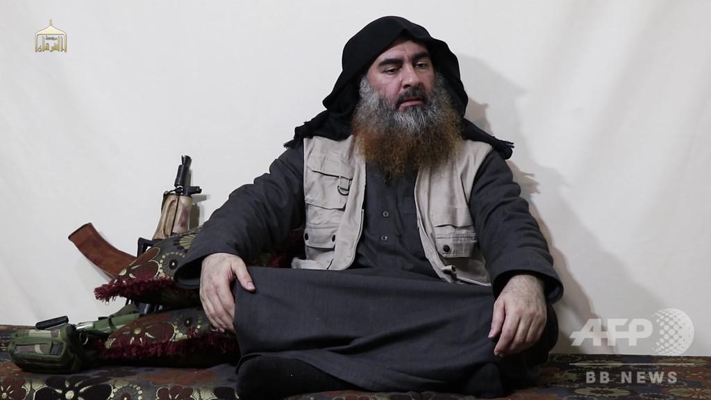 IS最高指導者、5年ぶりに姿見せる プロパガンダ動画公開