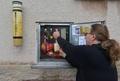 生ビールの無人販売機、チェコの小村で人気集める