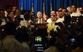 解任された前首相が復帰、スリランカの「憲政の危機」が収束