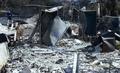 カリフォルニア森林火災、行方不明者100人余 鎮火・捜索活動続く