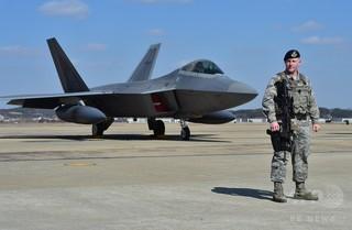 米、ステルス戦闘機F22を韓国に派遣 北朝鮮をけん制