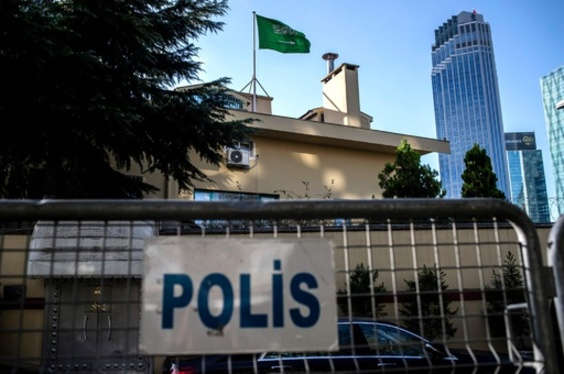トルコ当局、15日夕方にもサウジ領事館を捜索か 記者失踪で