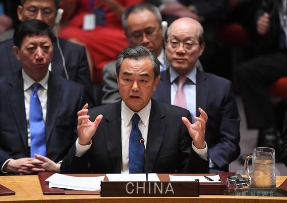 北朝鮮のミサイル発射、制裁強化目指す米主導の動きに反発か