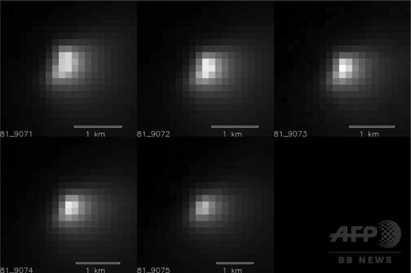 彗星最接近、火星上層大気に大きく影響か NASA
