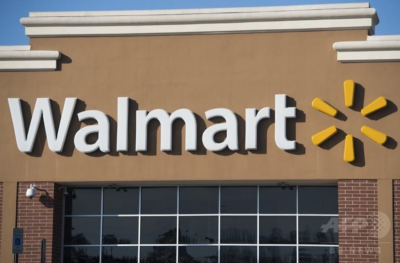 ウォルマート、最低時給を11ドルに引き上げ ボーナス最大1000ドル