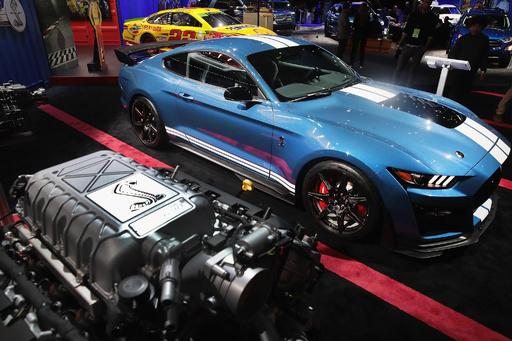 北米国際自動車ショー2019、コンパクトカーやセダンの影薄く