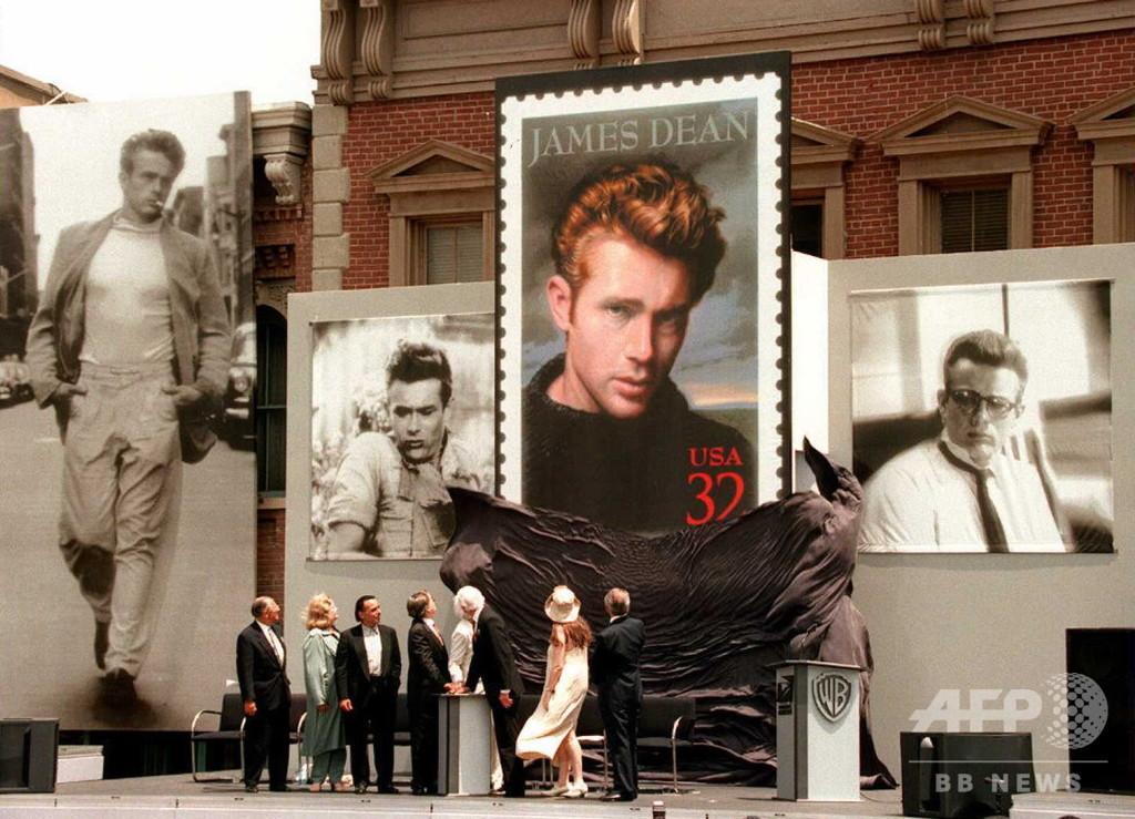 故ジェームズ・ディーンがCGで64年ぶり銀幕「復帰」 新作映画の準主役