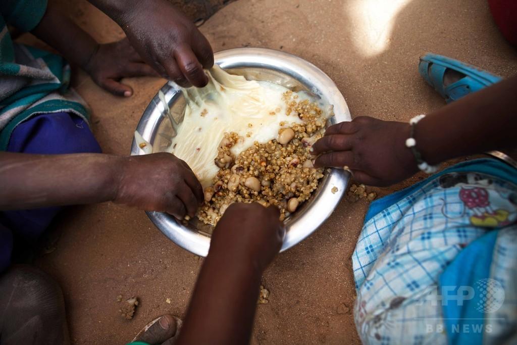 「隠れた飢餓」、世界20億人に深刻な影響 米報告