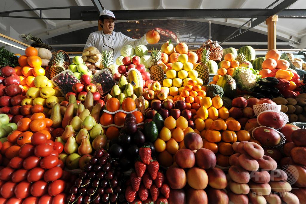 ダイエットに「万人向け」存在せず、健康な食事に個人差 研究