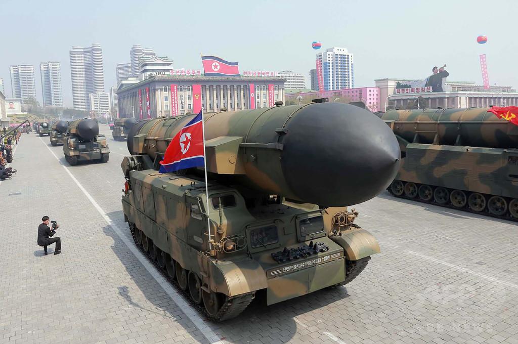 米大統領補佐官「この状況が続いてはならない」 北ミサイル発射で
