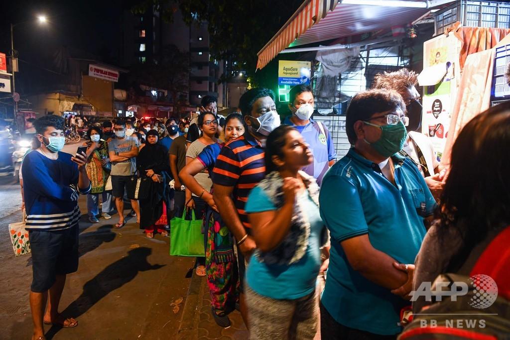 インド、新型コロナで全土封鎖 世界人口3分の1に外出制限