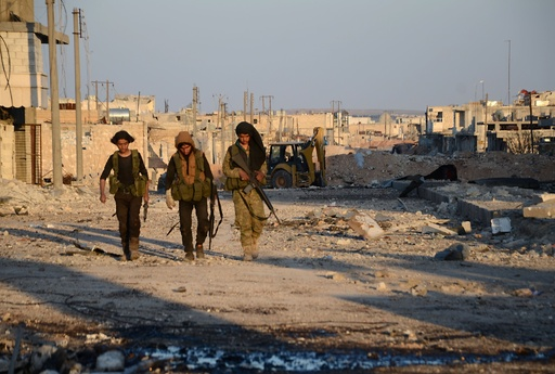 IS、アルバブ近郊で自爆攻撃 51人死亡 シリア北部