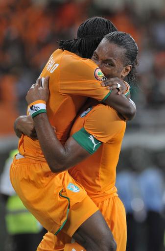 コートジボワールが準々決勝進出、アフリカ・ネイションズカップ