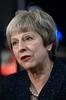 英メイ首相、ブレグジット否決なら「政権奪われかねない」