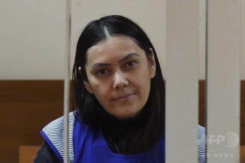 モスクワ女児斬首は「アラーの命令」、容疑者が出廷