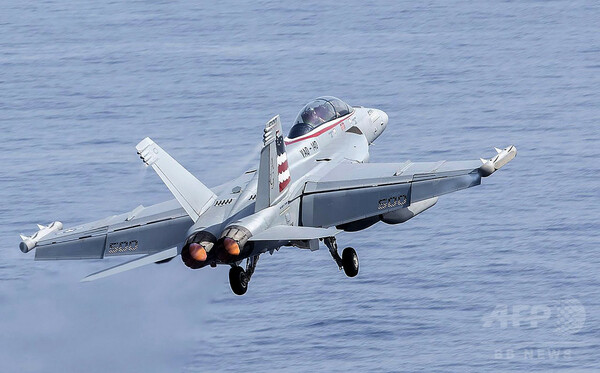 米軍、比に電子戦機配備=南シナ海で中国けん制か