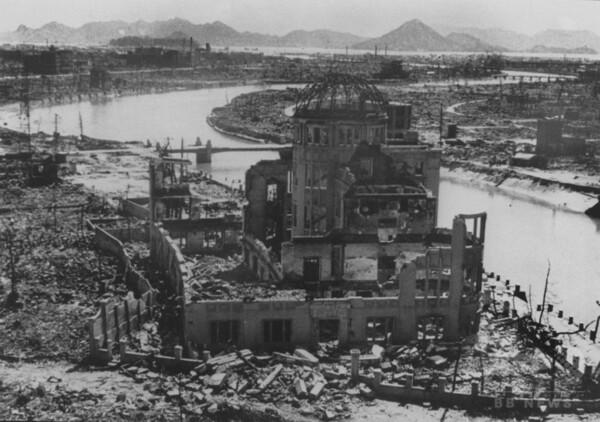 【特集】原爆忌、AFP収蔵写真で振り返る悲劇