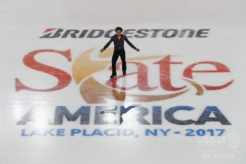 無良は男子SP7位発進、首位はチェン スケート・アメリカ