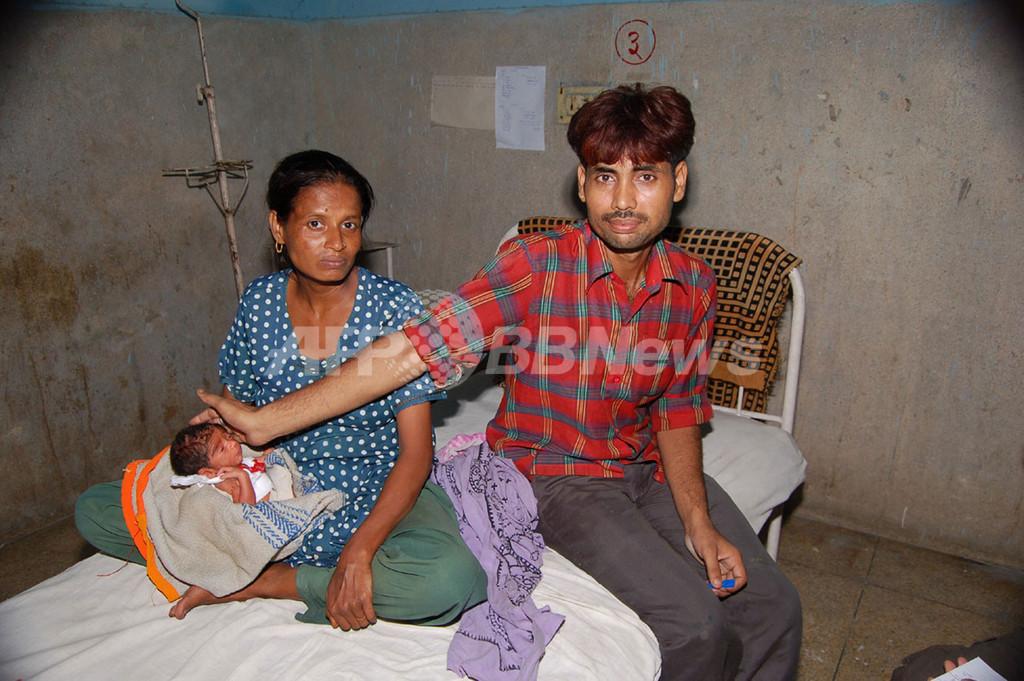 インドの医師、HIV感染妊婦の助産拒否