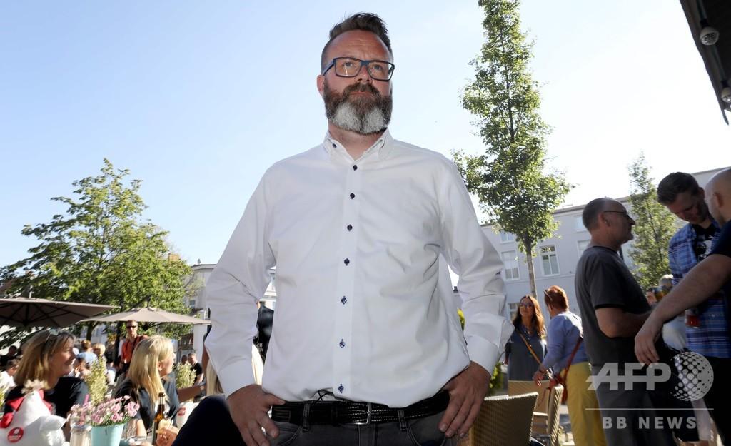 ドイツ初の外国人市長へ、デンマーク人起業家