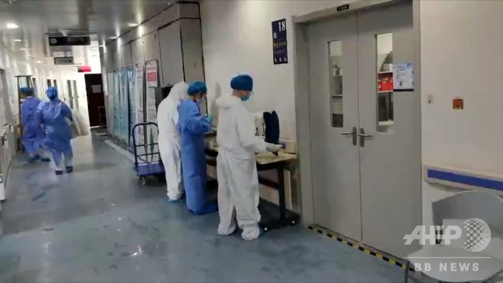 武漢の新型コロナ感染症指定病院が通常診療を再開、中国