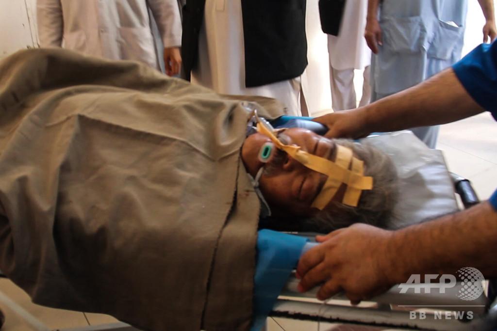 アフガニスタン支援の中村哲医師、現地で銃撃され死亡