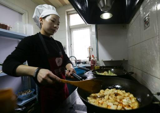 中国で流行、配食サービスアプリ 飲食店業界から食習慣まで改革
