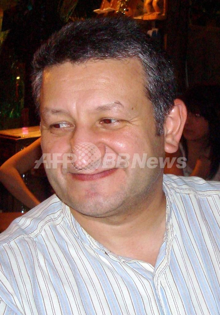 仏アルプス銃撃事件、犠牲者の兄を英国で逮捕