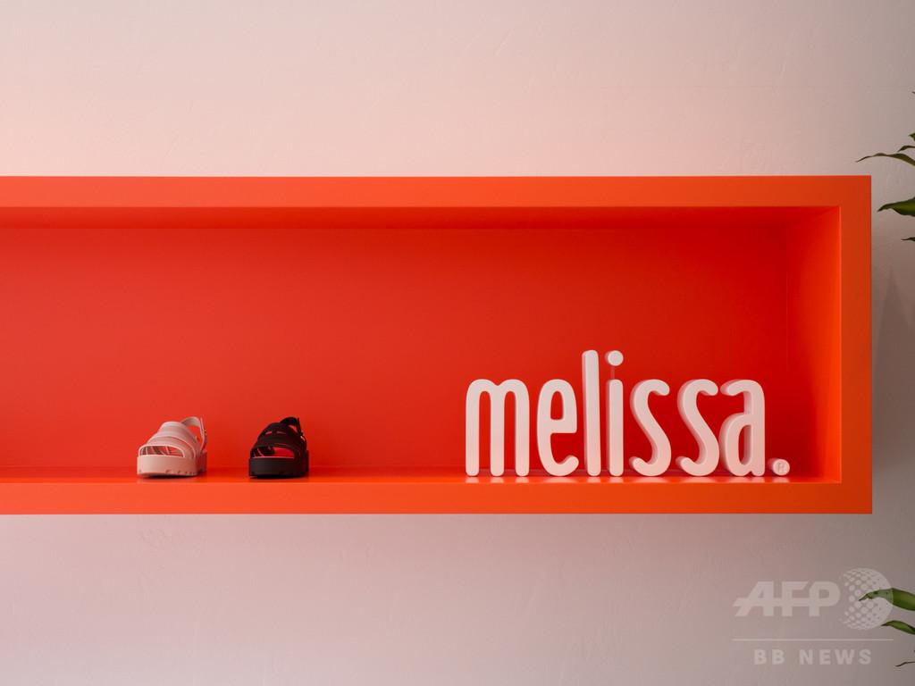 「メリッサ」、日本初旗艦店を原宿にオープン