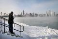 体感温度マイナス53度も…米国に大寒波到来