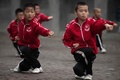 少林サッカーで旋風起こせ!壮大な野望を抱く中国の武術学校
