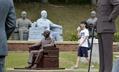 台湾、蒋介石の像を撤去へ 権威主義の象徴一掃目指す法案可決