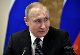 プーチン大統領の年収は約3300万円、ロシア政府が公表