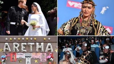 動画:「クレイジー・リッチ!」の大ヒット、マドンナは60歳に 2018年世界のエンタメニュース