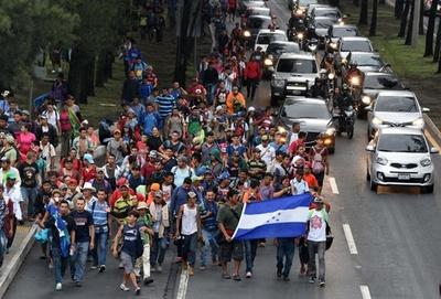 メキシコ、ホンジュラス移民越境に備え治安部隊派遣