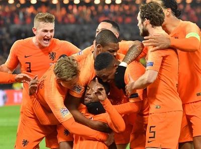 復活オランダがW杯王者フランスを撃破、欧州NL準決勝に前進