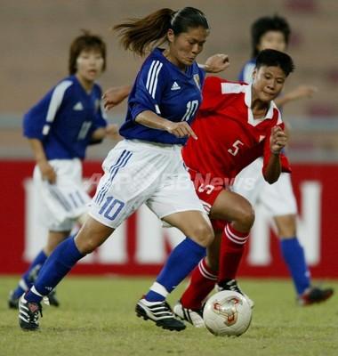 写真特集】女子サッカー日本代表...