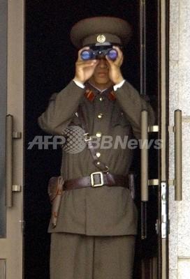 北朝鮮兵士が韓国人観光客を射殺、金剛山