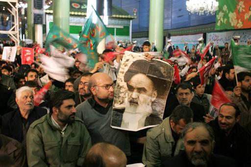 「イラン革命」27周年の祝典始まる - イラン