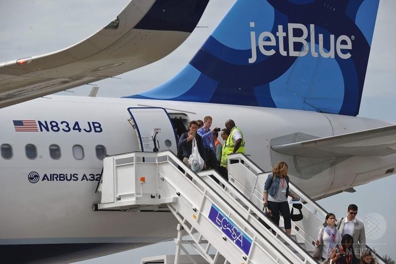 ジェットブルー航空387便