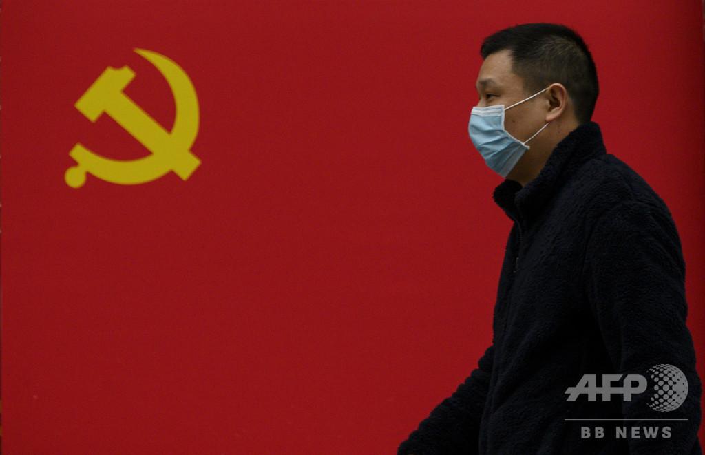 中国、新型ウイルスの無症状感染者数を初公表 1367人