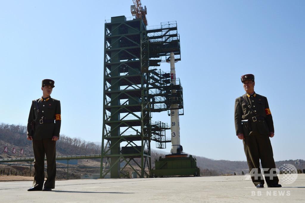北朝鮮ミサイル発射施設、復旧「ほぼ完了」 韓国情報機関