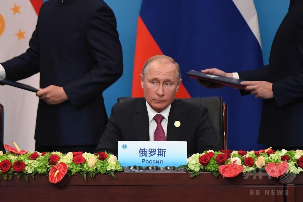 プーチン大統領、米ロ首脳会談の用意できている