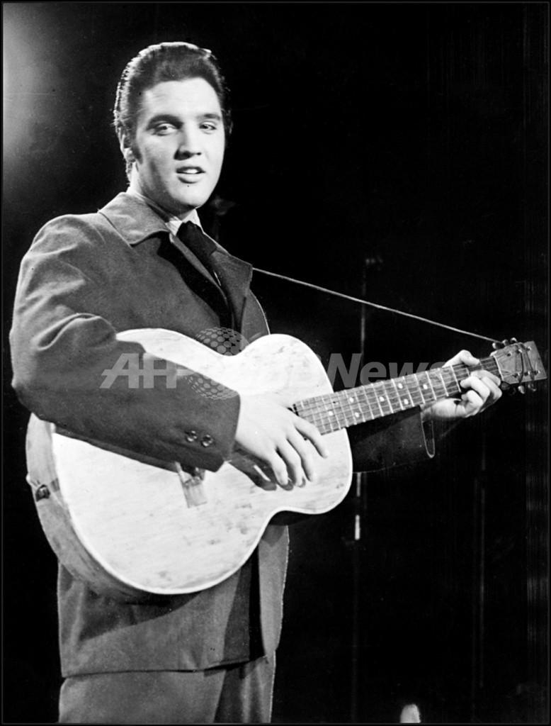 エルビスの前には何もなかった」、音楽界大物らプレスリーの偉大さ語る ...