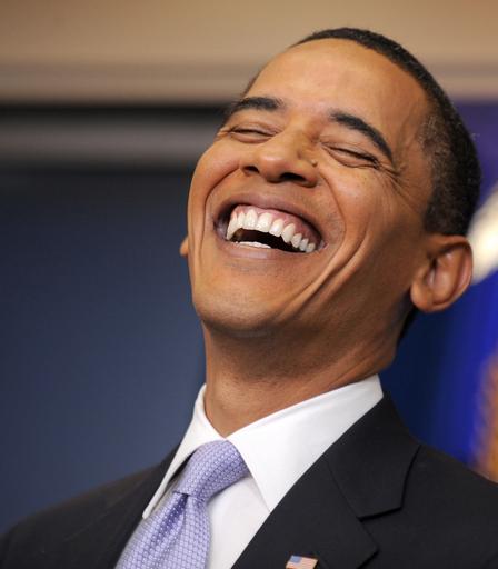 禁煙中のオバマ米大統領、「95%は成功している」