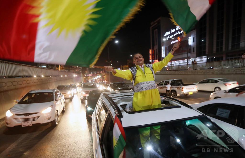 イラク裁判所、クルド自治政府の選管トップらに逮捕状