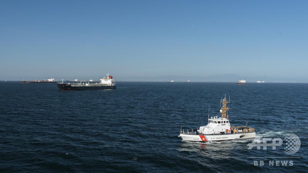 米沿岸警備隊、艦艇を西太平洋に配備へ 中国に対抗