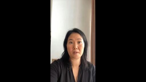 動画:ケイコ・フジモリ氏、不正献金疑惑で再び身柄拘束 フジモリ氏は動画で非難 ペルー